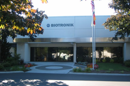 BIOTRONIK Headquarter Lake Oswego