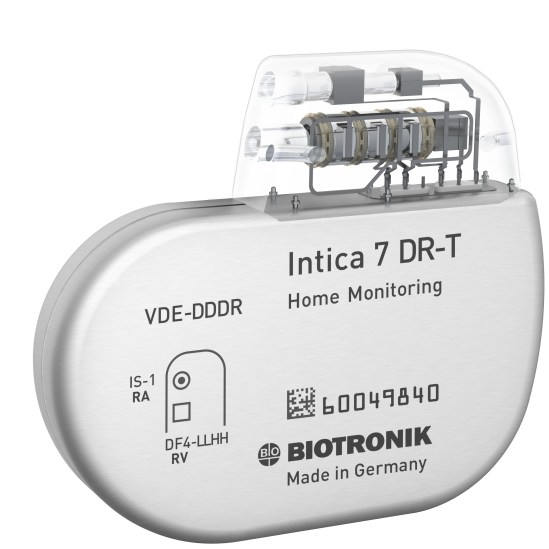 Intica 7 DR-T DF4 ICD