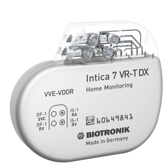 Intica 7 VR-T DX ICD