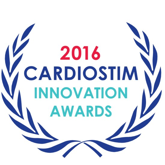 CARDIOSTIM Innovation Awards 2016
