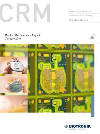 Product Performance Report January 2010