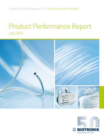 Product Performance Report July 2013
