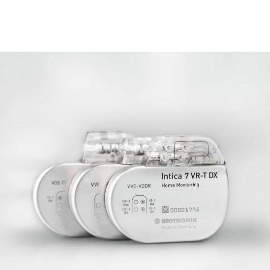 Intica 7 VR-T DX, VR-T, DR-T ICDs