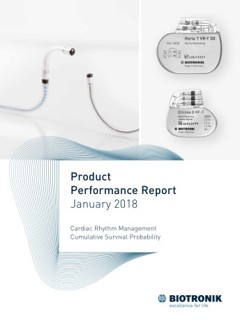 Product Performance Report January 2018