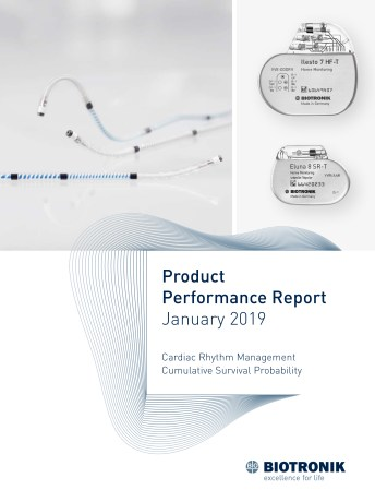 Product Performance Report January 2019