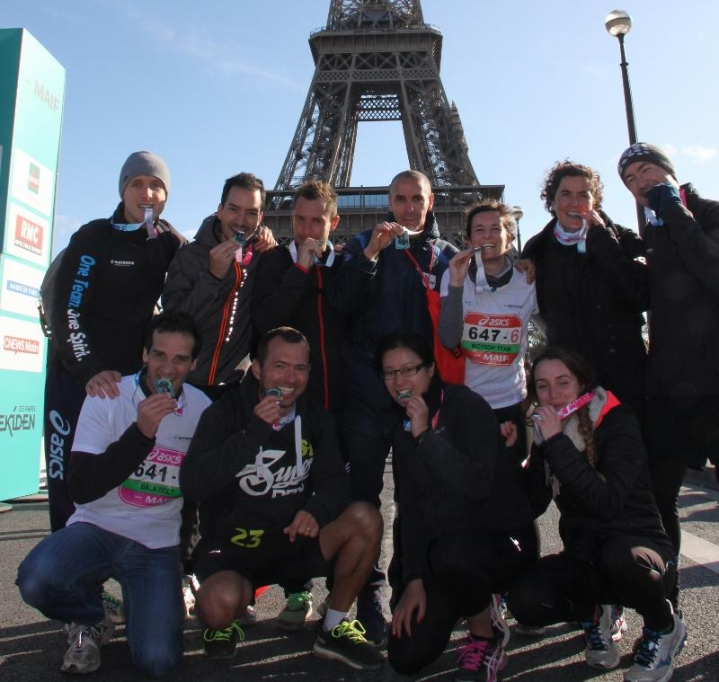 Courses solidaires