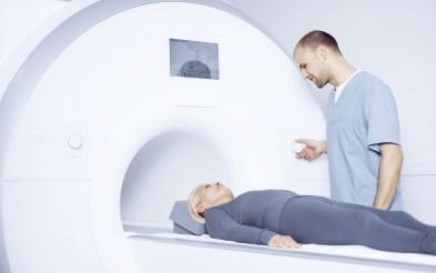 Patient and Physician, MRI