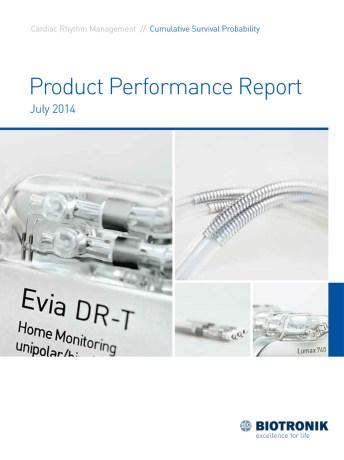 Product Performance Report July 2014