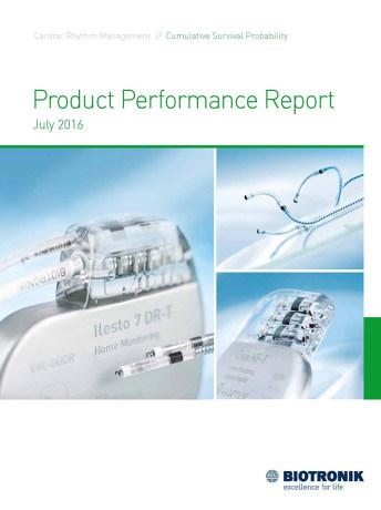 Product Performance Report July 2016