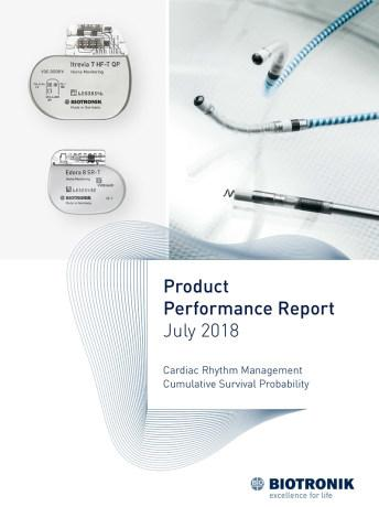 Product Performance Report July 2018