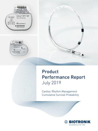 Product Performance Report July 2019